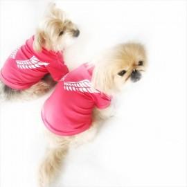 Angel Melek Kanatlı Köpek Tişörtü