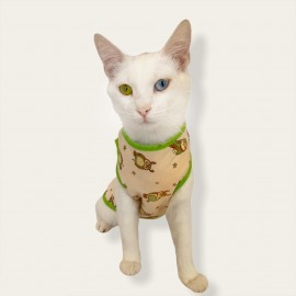 Baykoosh  Atlet by Kemique Kedi Kıyafeti Kedi Elbise
