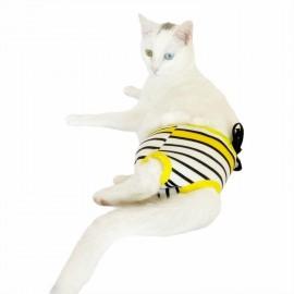 Bee Colours Kemique's Secret Kedi İç Çamaşırı  Regl Külot  Don