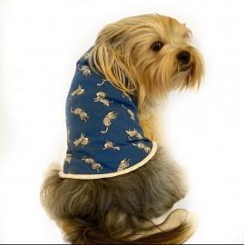 Blue Leo Atlet by Kemique Köpek Kıyafeti Köpek Elbise