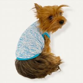 Blue Skies Atlet by Kemique Köpek Kıyafeti Köpek Elbise