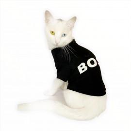 Boss2 Kedi Tişört