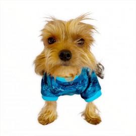 Carmania Oval Yaka Tişört Köpek Kıyafeti Köpek Elbisesi