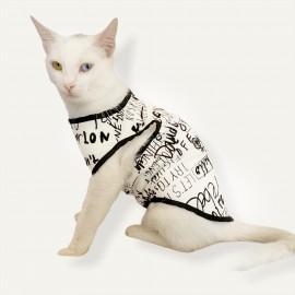 Hey Atlet  by Kemique  Kedi Kıyafeti Kedi Elbise