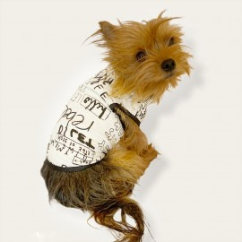 Hey Atlet by Kemique Köpek Kıyafeti  Köpek Elbise
