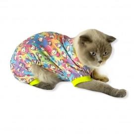Kitty Penye Tulum Kedi Tulumu Kedi Pijaması