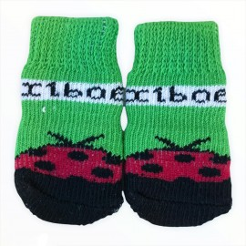 Ladybird Köpek Çorabı
