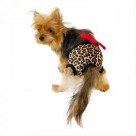 Leopard Beauty Kemique's Secret Kedi İç Çamaşırı  Regl Külot  Don