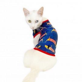 Long Dog ATLET  by Kemique  Kedi Kıyafeti - Kedi Elbisesi