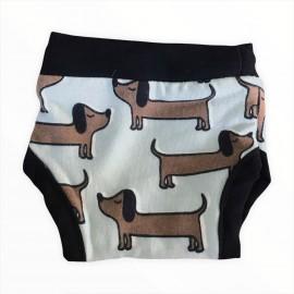 Long Dog Kemique's Secret Kedi İç Çamaşırı  Regl Külot  Don