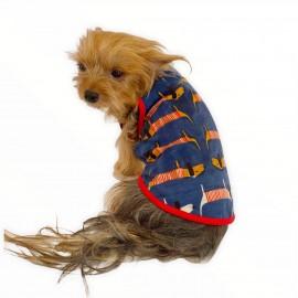 Long Dog Atlet by Kemique Köpek Kıyafeti Köpek Elbise
