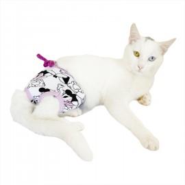 Mickey İn Love Kemique's Secret Kedi İç Çamaşırı  Regl Külot  Don