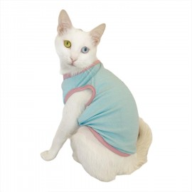 Minty Flower Power  Atlet by Kemique Kedi Kıyafeti Kedi Elbise