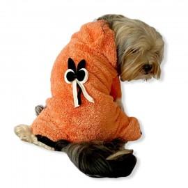 Orange Bunny Köpek Tulumu Köpek Kıyafeti