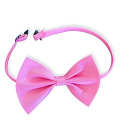 Pink Ally Kedi Papyonu