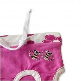 Pink Bee Secret Kedi İç Çamaşırı  Regl Külot  Don