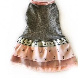 Pink Hersey Beck Kedi Elbisesi Kedi Kıyafeti