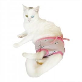 Pink Panda Teddy Kemique's Secret Kedi İç Çamaşırı  Regl Külot  Don
