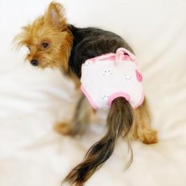 Pink Panda Teddy Kemique's Secret Köpek İç Çamaşırı  REgl Külot  DON