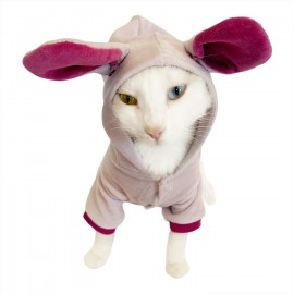 Pinky Pie Kedi Tulumu Kedi Kıyafeti