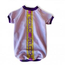 Purple Gold Sport Tişört Orta ve Büyük Irklar İçin