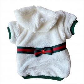 Softie Gc White Sweatshirt Kedi Süeteri Kedi Kıyafeti
