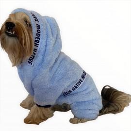 Softie Blue Modern Native Köpek Tulumu Köpek Kıyafeti