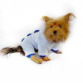 Softie Trio Blue Köpek Tulumu Köpek Kıyafeti