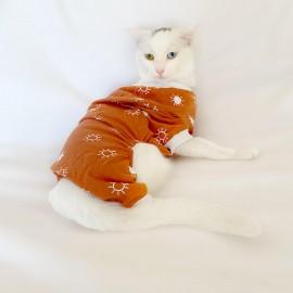 Sunny Penye Tulum Kedi Tulumu Kedi Elbisesi
