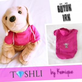 TASHLI 4 BIG DOGS Sevimli Köpek Sweatshirt Köpek kıyafeti