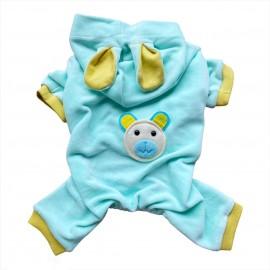 Teddy Boo Kedi Tulumu Kedi Kıyafeti