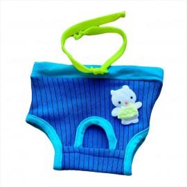 Teddy Neon Kemique's Secret Kedi İç Çamaşırı  Regl Külot  Don