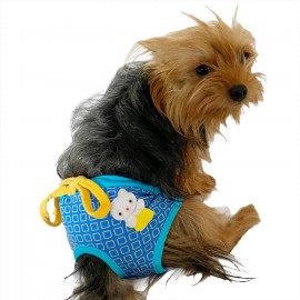 Teedy Squares Kemique's Secret Köpek İç Çamaşırı  REgl Külot  DON