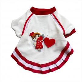 Teresa Girl Sweatshirt Kedi Süeteri Kedi Kıyafeti