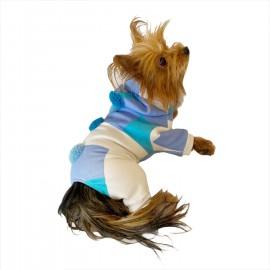 Trio Blues Köpek Tulumu Köpek Kıyafeti
