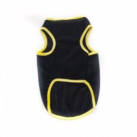 Yellow Bee Black Atlet Kedi Kıyafeti Kedi Elbisesi