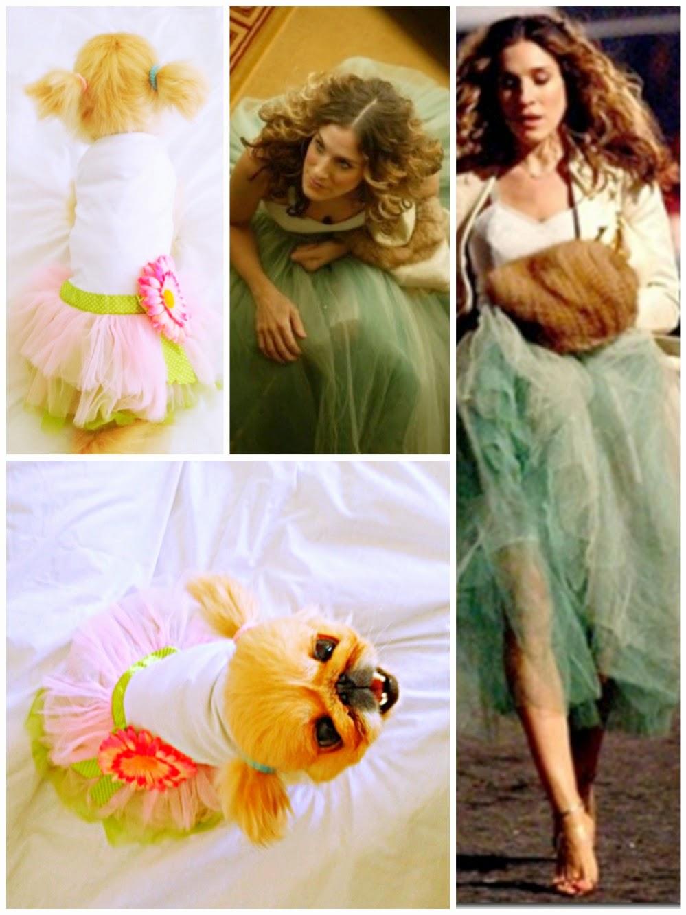 Carrie Gibi Siz de Modaya Tütülerle Meydan Okuyun